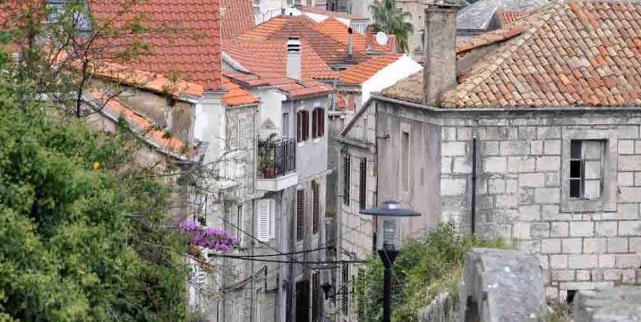 Streets of Korčula