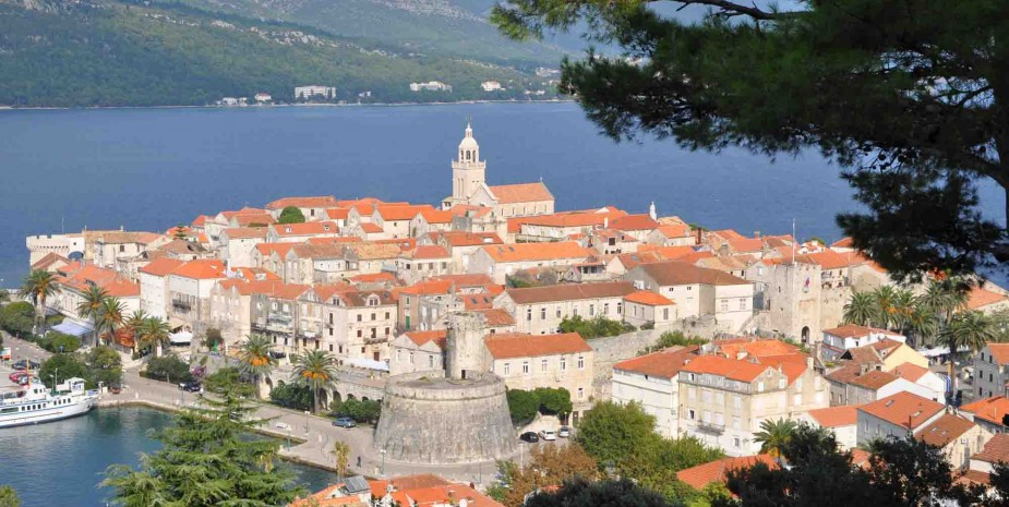 Oldtown of Korčula